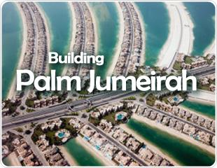 Building the Palm Jumeirah